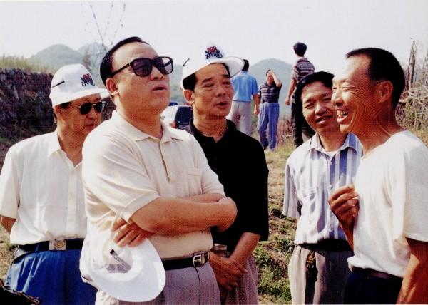 994年8月至1996年4月任市长,1995年12月至1998年3月任市委书记