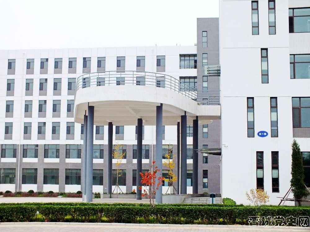 8、太原科技大学晋城分校校园风景(摄影:秦武洋)-晋城党史网