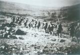 (2)根据毛主席亲自指示,八路军开赴晋东南开展敌后抗战